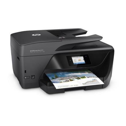 Tiskárna multifunkční HP Officejet Pro 6970 A4, 20str./min, 11str./min, 1200 x 600, 1 GB, duplex, WF, USB - černá