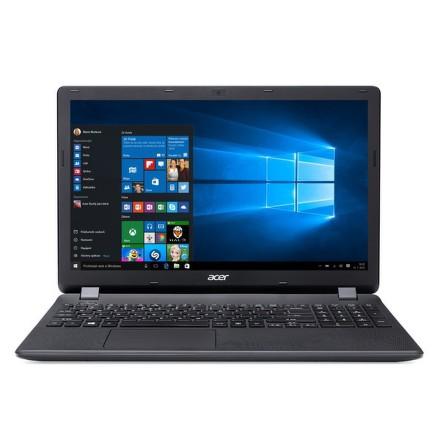 "Ntb Acer Extensa 15 (EX2519-P1PR) Pentium N3710, 4GB, 1TB, 15.6"""", HD, DVD±R/RW, Intel HD, BT, CAM, W10 - černý"
