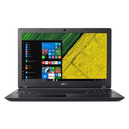 "Ntb Acer Aspire 3 (A315-51-330U) i3-6006U, 4GB, 1TB, 15.6"""", Full HD, bez mechaniky, Intel HD, BT, CAM, W10 - černý"