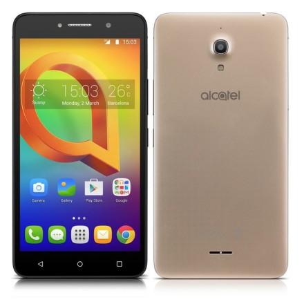 Mobilní telefon ALCATEL A2 XL 8050D Dual SIM - zlatý