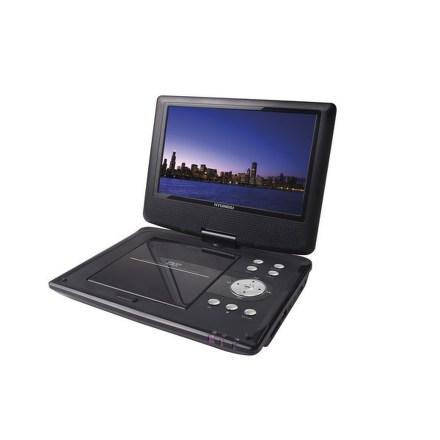 DVD přehrávač Hyundai PDP 10810 H DVBT, přenosný, HD DVBT, USB, RECORD READY