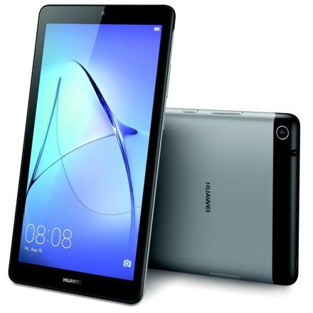 "Dotykový tablet Huawei MediaPad T3 7.0 Wi-Fi 7"""", 16 GB, WF, BT, GPS, Android 6.0 - šedý"