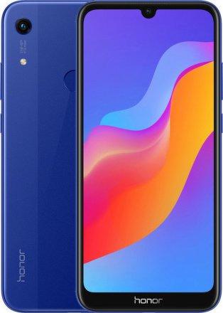 Honor 8A 32 GB Dual SIM - modrý