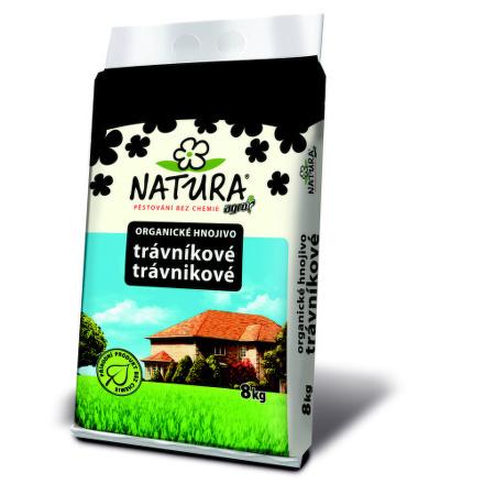 Hnojivo Agro NATURA trávníkové 8 kg