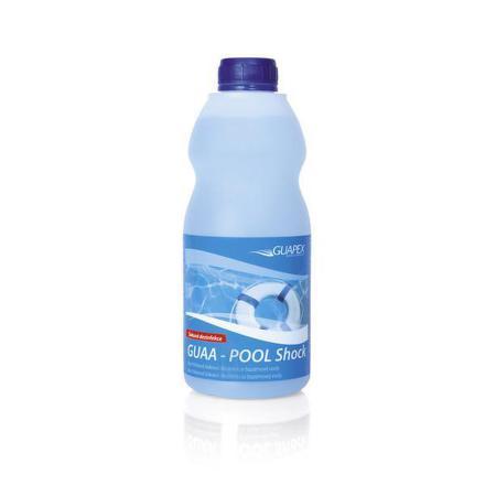 Bazénová chemie Guapex Shock 1 litr
