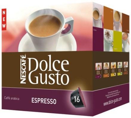 KRUPS Kapsle NESCAFÉ - Espresso