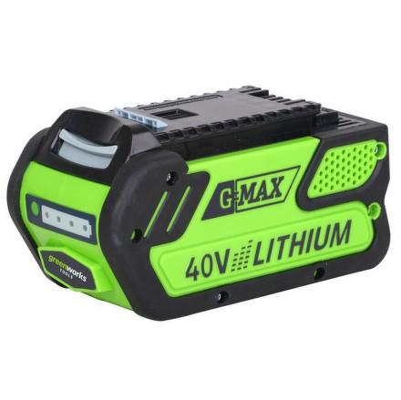 Akumulátor Greenworks G40B4 - 40 V lithium iontová baterie 4 Ah