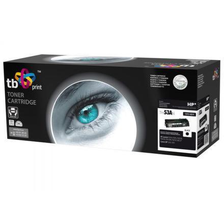 Toner TB HP Q7553A kompatibilní - černý