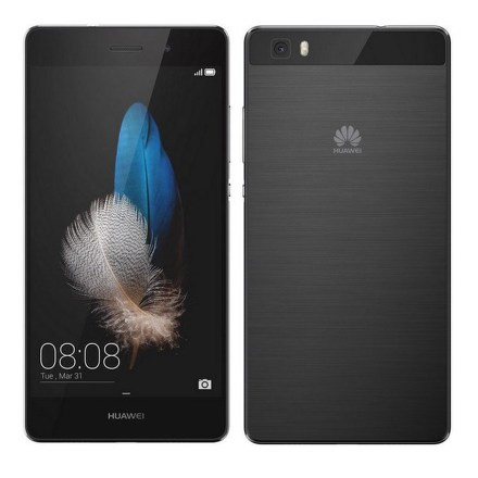 Huawei P8 Lite Dual SIM Black + dárek ADATA PV150 10000mAh černý zdarma