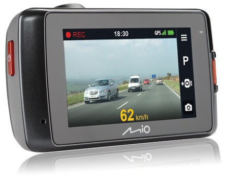 MIO Kamera do auta MiVue 688 Full HD
