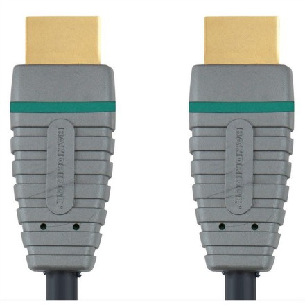 Kabel Bandridge Blue HDMI 1.4, A - A, 3m