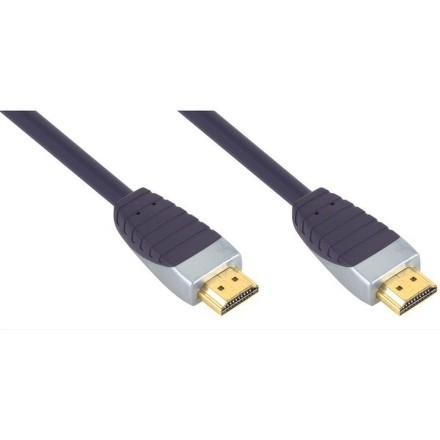 Kabel Bandridge Premium Premium HDMI 1.4, 1m