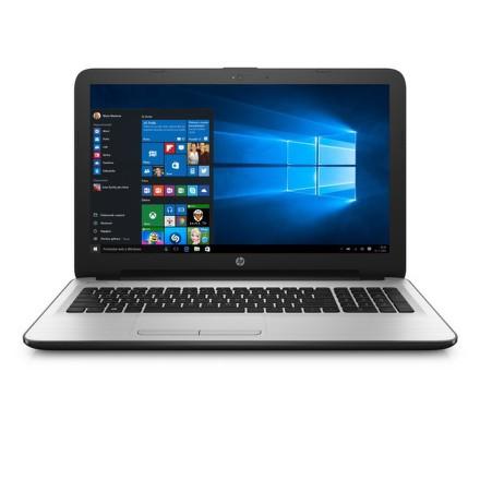 """Ntb HP 15-ba066nc A8-7410, 8GB, 1TB, 15.6"""""""", HD, DVD±R/RW, AMD R5 M430, 2GB, BT, CAM, W10 - stříbrný/bílý"""