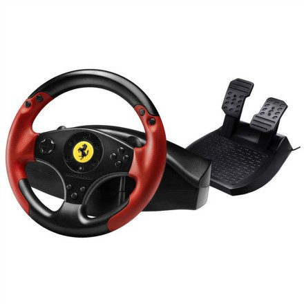 Volant Thrustmaster Ferrari Red Legend pro PC, PS3 + pedály