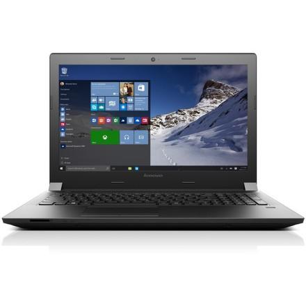 "Ntb Lenovo B51-80 i7-6500U, 8GB, 8+1000GB, 15.6"""", Full HD, DVD±R/RW, AMD R5 M330, 2GB, BT, FPR, CAM, W10 - černý"