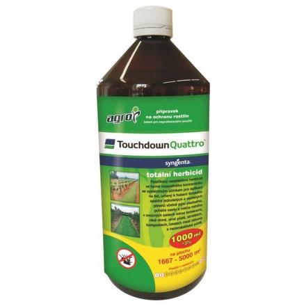 Postřik Agro Touchdown Quattro 1000 ml