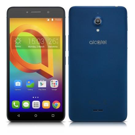 Mobilní telefon ALCATEL A2 XL 8050D Dual SIM - modrý