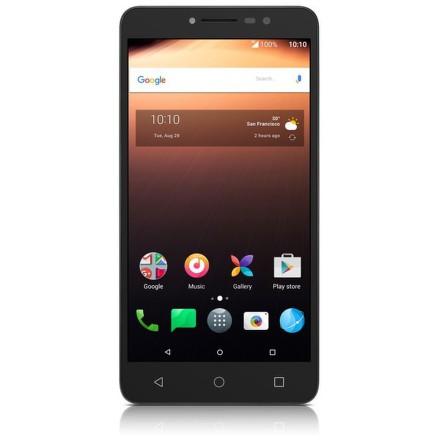Mobilní telefon ALCATEL A3 XL 9008D Dual SIM - stříbrný/šedý