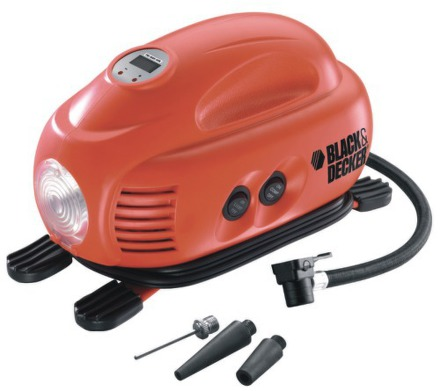 Kompresor Black&Decker ASI 200