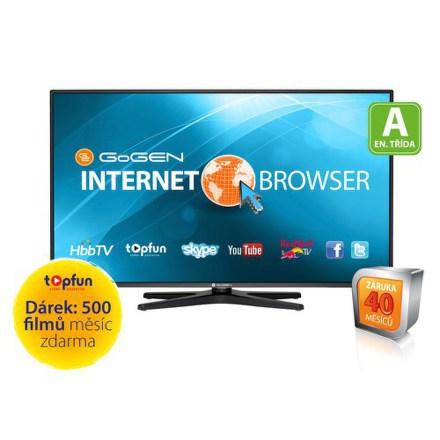 Televize GoGEN TVL 42248 WEB, LED