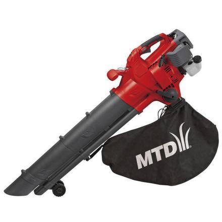 Vysavač listí MTD BV 3000 G