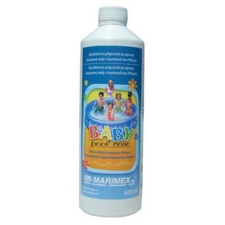 Bazénová chemie Marimex Baby Pool care 0,6 l