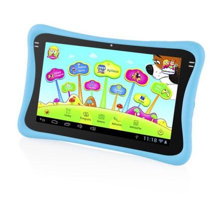"Dotykový tablet GoGEN MAXPAD9 G2B 9"""", 8 GB, WF, Android 4.4 - modrý"