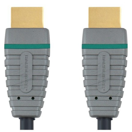 Kabel Bandridge Blue Blue HDMI 1.4, 1m