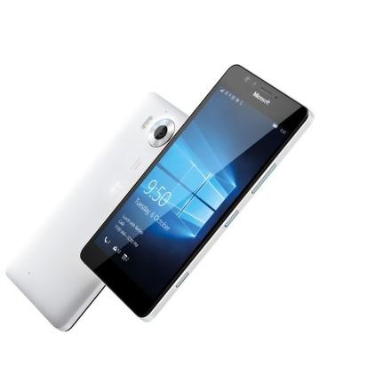 Mobilní telefon Microsoft Lumia 950 DS LTE - bílý