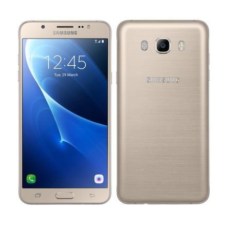 Mobilní telefon Samsung Galaxy J7 2016 (J710F) - zlatý