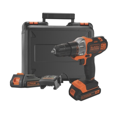 Aku vrtačka Black&Decker MT218KB-QW Multievo