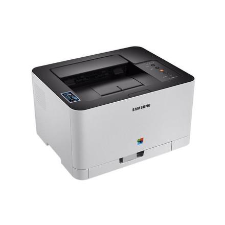 Tiskárna laserová Samsung SL-C430W A4, 18str./min, 4str./min, 64 MB, WF, USB
