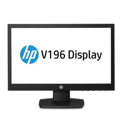 "Monitor HP V196 18.5"""",LED, TN, 5ms, 600:1, 200cd/m2, 1366 x 768,"