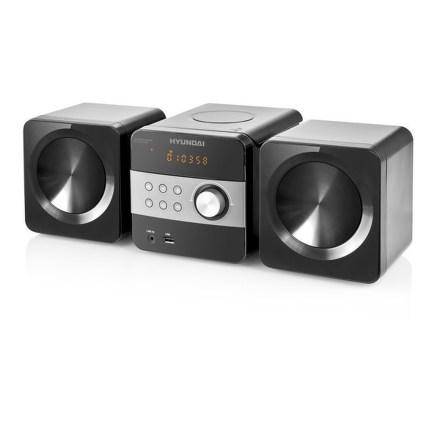 Hyundai MS 132 DU3BL, CD, MP3, USB, LINE IN, BLUETOOTH, dálkové ovládání