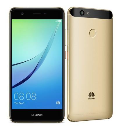 Huawei Nova Dual SIM Prestige Gold + dárek VR-X2 brýle 3D univerzální zdarma