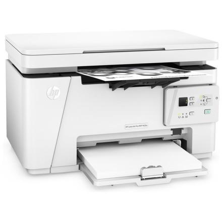 Tiskárna multifunkční HP LaserJet Pro MFP M26a A4, 18str./min, 600 x 600, 128 MB, duplex, USB - bílá