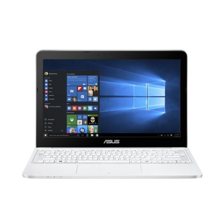 "Ntb Asus Eeebook E200HA-FD0005TS x5-Z8300, 2GB, 32GB, 11.6"""", HD, bez mechaniky, Intel HD, BT, CAM, W10 - bílý"