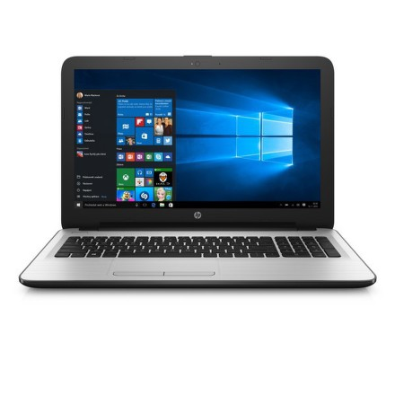 "Ntb HP 15-ba067nc A10-9600P, 8GB, 1TB, 15.6"""", Full HD, DVD±R/RW, AMD R7 M440, 4GB, BT, CAM, W10 - bílý"