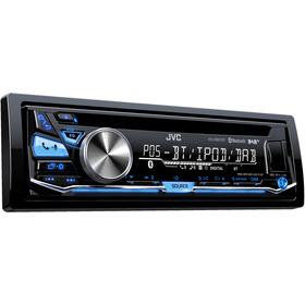 KD DB97BT DAB AUTORÁDIO S CD/MP3/BT JVC