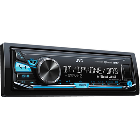 JVC KD-X441DBT AUTORÁDIO BT/USB/MP3