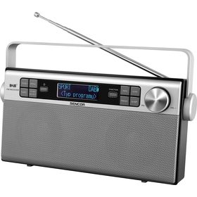 SENCOR SRD 6600 DAB+ DAB / FM RÁDIO