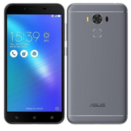 Mobilní telefon Asus ZenFone 3 Max ZC553KL - šedý
