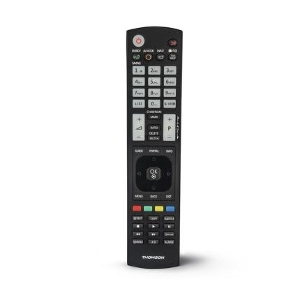 Univerzální dálkový ovladač pro TV LG