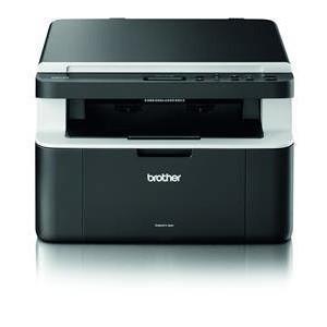 Tiskárna multifunkční Brother DCP-1512E A4, 20str./min, 2400 x 600, 16 MB, USB - černá/šedá