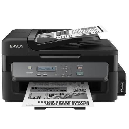 Tiskárna multifunkční Epson WorkForce M200, CIS A4, 34str./min, 1440 x 720, USB - černá