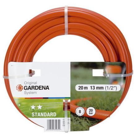 "Hadice Gardena Standard 1/2"""" 20 m bez armatur - akční nabídka"