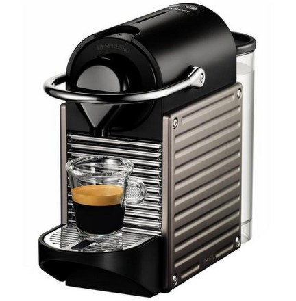 Nespresso XN300510 Pixie Electric Titan