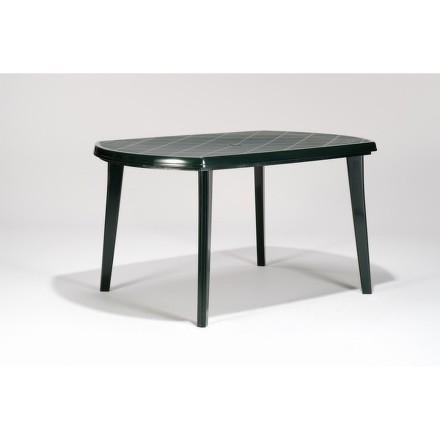 Stůl Allibert Elise tmavě zelený