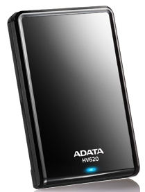 ADATA HV620 500GB External 2.5'' HDD black