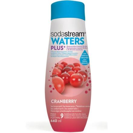 Sodastram Sirup PLUS Brusinka (Vitamín)